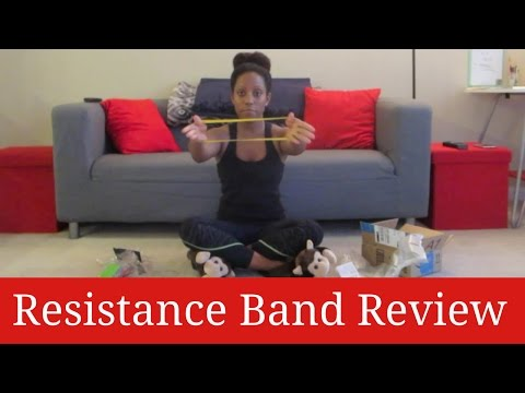 Resistance Band Review: Fit Simplify