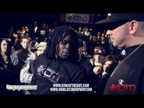 KOTD, Rap Battle: Arsonal vs Pat Stay (2011)