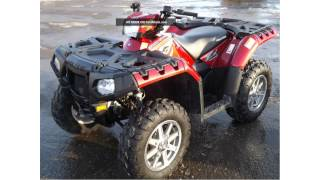 7. polaris sportsman 550 eps