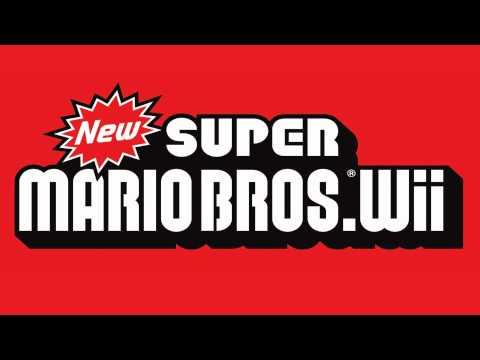New Super Mario Bros. Wii OST - Mini-Game
