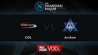 coL vs Archon, game 2