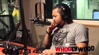 JUST BLAZE vs DJ WHOO KID on the WHOOLYWOOD SHUFFLE on SHADE 45