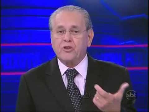 SBT Jornalismo Joseval fala sobre a morte do ex presidente Juscelino Kubitschek