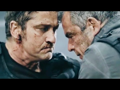 Angel Has Fallen || Mike and Wade fight scene in HD