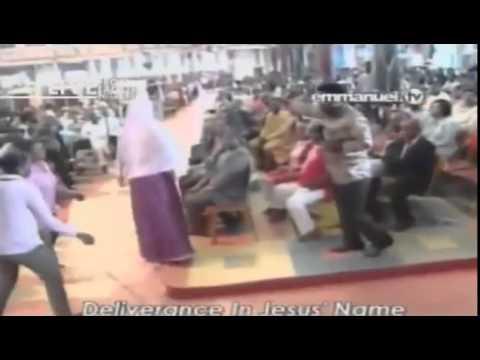 TB Joshua.Muslim Couple Recieves Deliverance of Jesus At SCOAN in nigeria