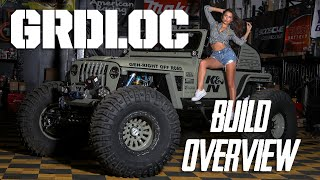 GRDLOC: The Unstoppable Monster Jeep CJ