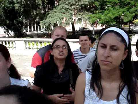 Monumento à Julio de Castilhos Quarta fase, POA RS Prof Dra Daisi Albesch História UCS 2009