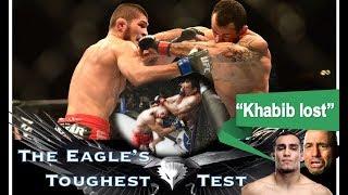 Video Right Score? Khabib v Tibau    Judging MMA MP3, 3GP, MP4, WEBM, AVI, FLV November 2018