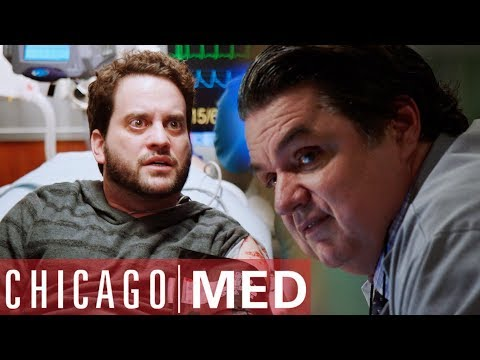 This Arm Doesn't Belong To Me | Chicago Med