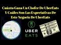 Cuánto Gana un Conductor de UberEats - Como Ganar Dinero Con Ubereats ★★Oficial★★