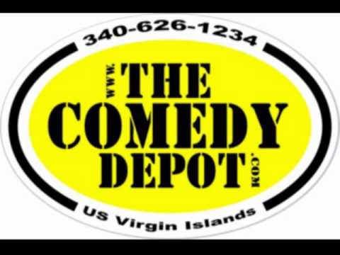 The Comedy Depot May 17th & 18th 2013 at Sugar Bay Resort and Spa US Virgin Islands