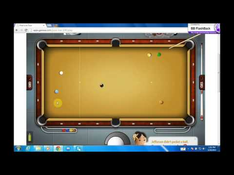 Pool Live Tour Level 12 BY:HaMa JaMal No Cheater :D (видео)