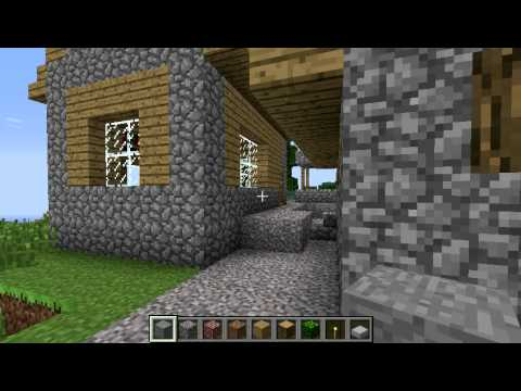 Minecraft Epic Seed (1.4.2 + 1.5.1) Spawn In Small Village