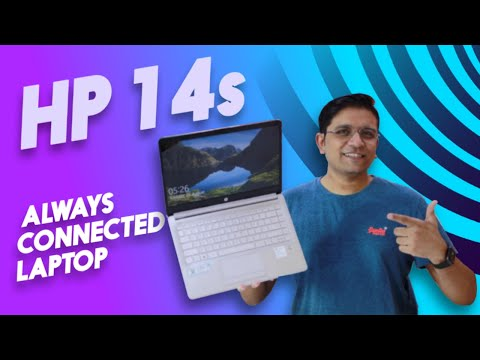 HP 14s Always Connected Laptop - The Best Laptop For Students!