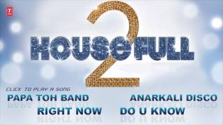 Housefull 2 - Songs (Full)