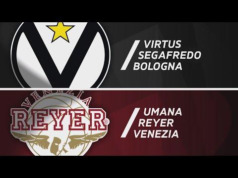 Serie A 2020-21: Virtus Bologna-Reyer Venezia, gli highlights