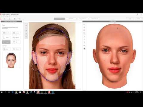 Iclone 6 and 7 free avatar (Scarlet Johansson-Natasha) FCMP-018