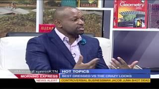 Morning Express 6th May 2016 Newspaper Hot Topics