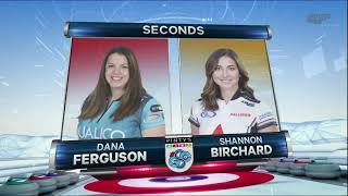 2019 Players' Championship:  Team Carey vs Team Einarson image
