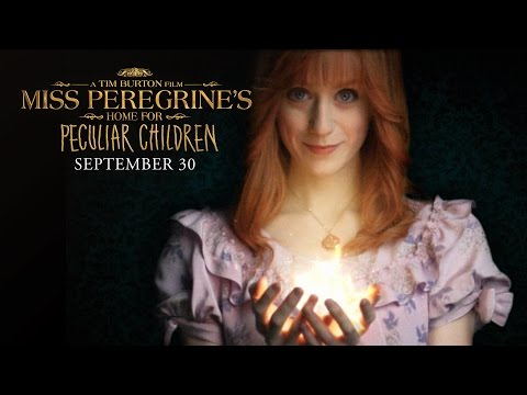 Miss Peregrine's Home for Peculiar Children (Character Profile 'Olive')