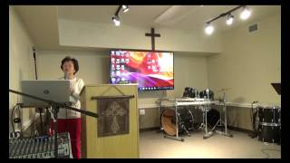 主日讲坛:在基督里的改变