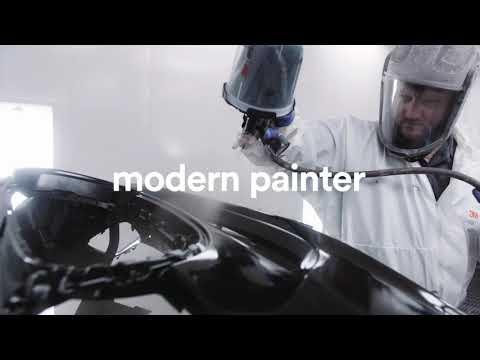 3M Performance Gravity Spray Gun Start Up Kit Video