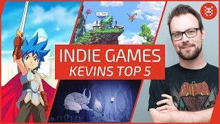5 INDIE SPIELE, die Kevin LIEBT! •