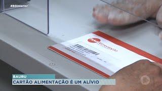 Supermercados de Bauru doam 300 mil reais em cartões para famílias carentes em Bauru