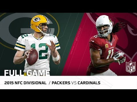 2015 NFC Divisional Round: Packers vs. Cardinals |