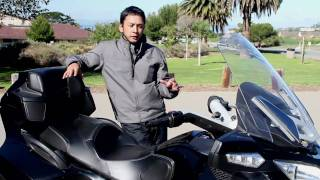 2. Can-Am Spyder RT Review