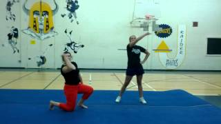 Delhi Raiders Cheerleading Try out dance for the 2013-2014 team. Learn this ladies