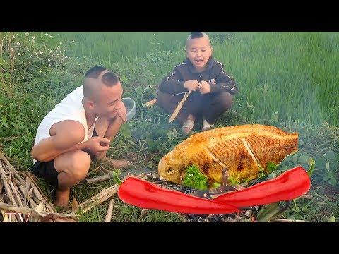 Rô Phi Bay Nướng Siêu Cay - Nướng Cá Phong Cách Tam Mao Siêu Hài Hước - Thời lượng: 25:49.