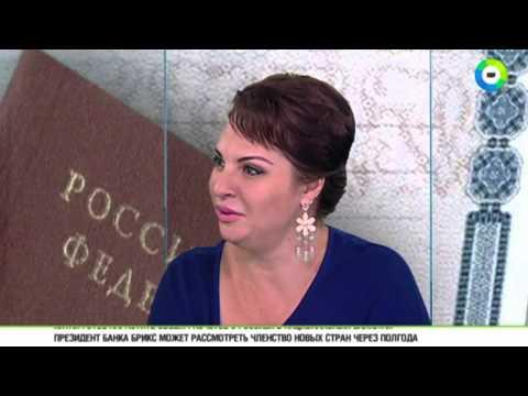 Наталья Толстая - Половина мужчин лежат на диване и не зарабатывают