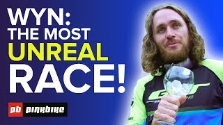Wyn is back at it again - did you see the race?! It was crazy! Check out more on Pinkbike! Subscribe for more content from the pulse of mountain biking. Webs...