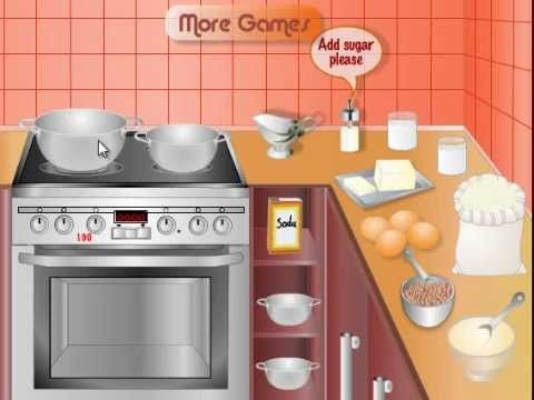 Play Helen Delicious Cookies Cooking Game Free