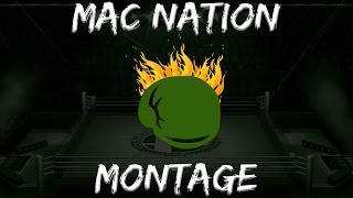 The Rise of Mac Nation – A Little Mac Discord Smash 4 Montage