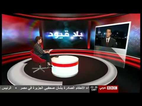 محمد دحلان على قناة الـ BBC عربية بتاريخ 29/8/2015