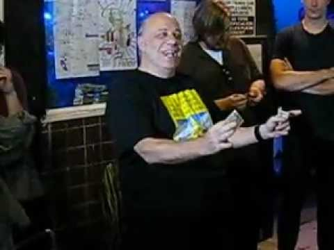 Eddie Pepitone & Todd Glass - RIOT Secret Comedy Show