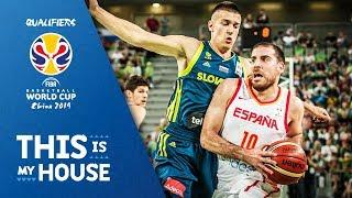Slovenia v Spain - Highlights - FIBA Basketball World Cup 2019 - European Qualifiers