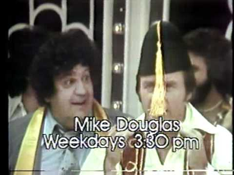 Mike Douglas promo & WJKW station ID 1977
