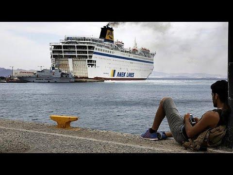 Στην Κω το «Ελευθέριος Βενιζέλος» για την φιλοξενία των μεταναστών