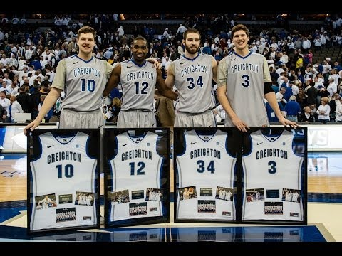 Senior - Description2013-14 Creighton Men's Basketball Senior Day Ceremony.