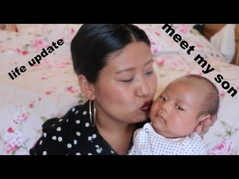 (LIFE UPDATE; Meet my son/2nd child/RASHMI GURUNG - Duration: 5 minutes, 3 seconds.)