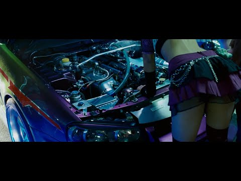 The Fast and the Furious: Tokyo Drift (2006)   Welcome to Japan   31kash Movie Clips
