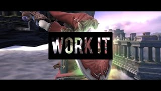【SSB4】Work It – Minitage