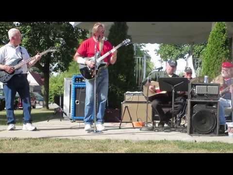 Be a Star With My Car / Doug Ellsworth / Steger, Illinois fest/ 2013