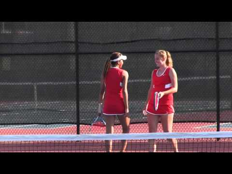 Postgame - Women's Tennis vs. Queens, NCAA First Round