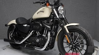 10. 2014  HARLEY DAVIDSON  XL883N SPORTSTER 883 IRON - National Powersports Distributors