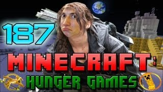 Minecraft: Hunger Games w/Mitch! Game 187 - TOUCH MY MOON...