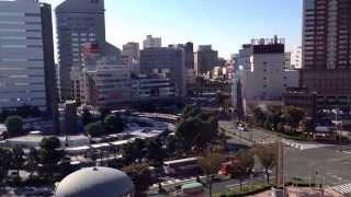Shizuoka Japan  city images : Hamamatsu station - Shizuoka - Japan. 2014 March 26